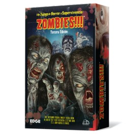 zombies!!! juego de mesa