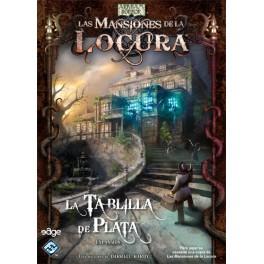 Las Mansiones de la Locura - La tablilla de Plata