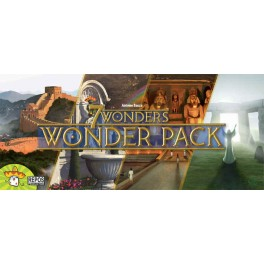 7 Wonders Expansion: Wonderpack
