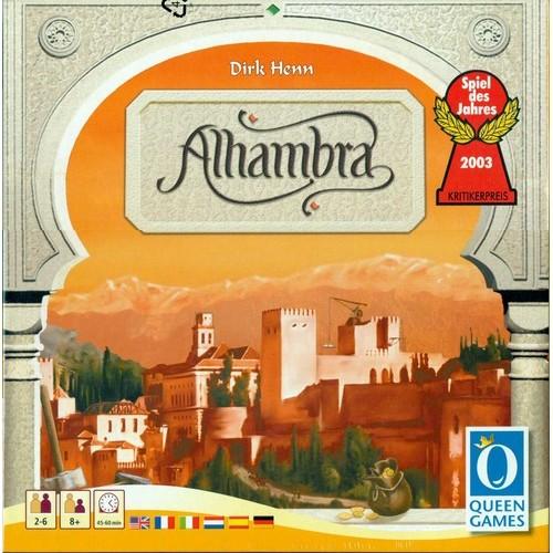 Alhambra Castellano, devir