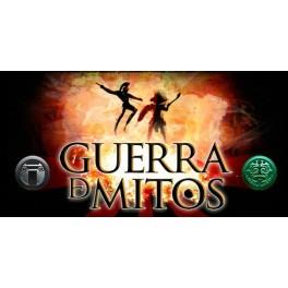 Guerra de Mitos 2 - Griegos y Aztecas + Carta Promo