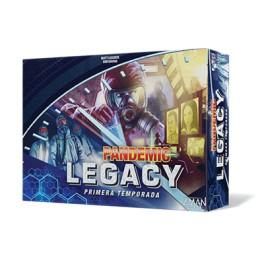 Pandemia Legacy Azul - JDA 2016 juego de mesa