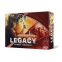 Pandemia Legacy Rojo - JDA 2016 juego de mesa