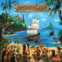 Archipelago (Archipielago) juego de mesa