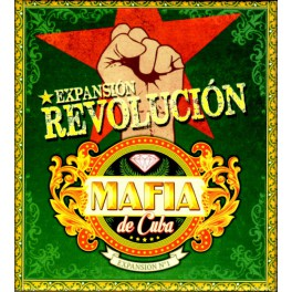 Mafia de Cuba expansion Revolucion juego de mesa