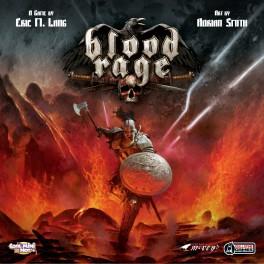 Blood Rage juego de mesa