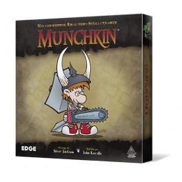 Munchkin edicion revisada - segunda mano