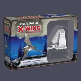 Star Wars X-Wing: Lanzadera clase Lambda