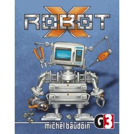 Robot X juego de mesa