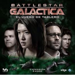 Battlestar Galactica: Expansion Exodo juego de mesa