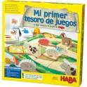 Mi primer tesoro de juegos: la gran coleccion de juegos de HABA