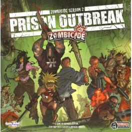 Zombicide 2: Prison Outbreak + Pack de fugitivos