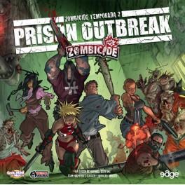 Zombicide Temporada 2: Prison Outbreak