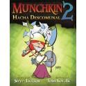 Munchkin 2: Hacha Descomunal juego de mesa