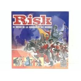 Risk: el juego de la conquista del mundo (primera edicion) - Segunda Mano
