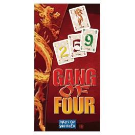 Gang of Four juego de cartas