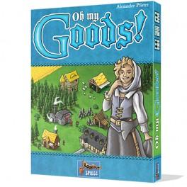 Oh my Goods! juego de mesa