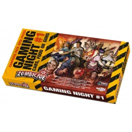 Zombicide: Kit Gaming Night 1