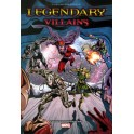 Legendary Villains: A Marvel Deck Building Game - juego de cartas