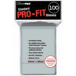 Fundas Ultra Pro Fit Standar 100 unidades