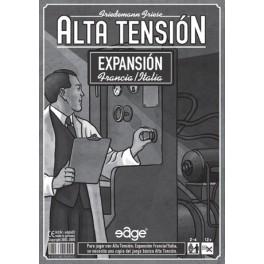 Expansion Alta Tension: Francia / Italia juego de mesa