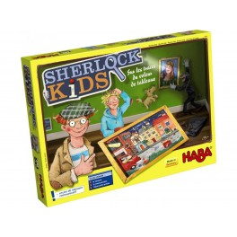 Sherlock Kids juego para niños haba