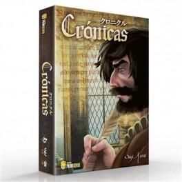 Cronicas juego de cartas