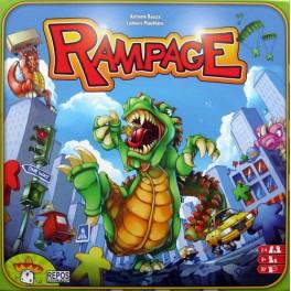 Rampage juego de mesa