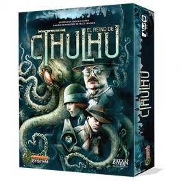 Pandemic Cthulhu - juego de mesa