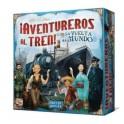 Aventureros al tren: La vuelta al mundo - juego de mesa