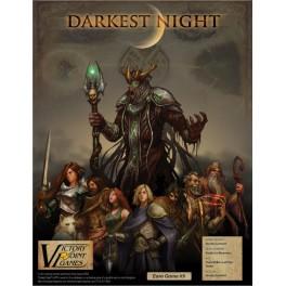 Darkest Night juego de mesa