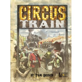Circus Train 2nd Edition juego de mesa