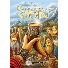 El banquete de Odin juego de mesa