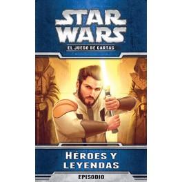 Star Wars LCG: Heroes y leyendas