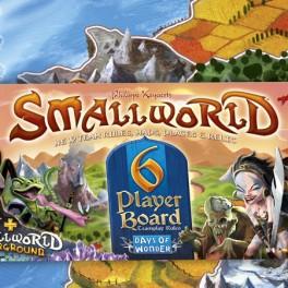 Small World: Mapas para 6 jugadores