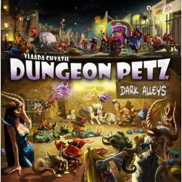 Dungeon Petz: Dark Alleys juego de mesa