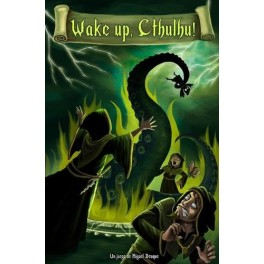 Wake up Cthulhu + Extras - Segunda Mano