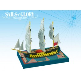 Sails of Glory Ship Pack: HMS Bellona 1760