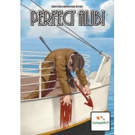Perfect Alibi - juego de cartas