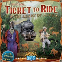 Aventureros al Tren - El corazon de Africa