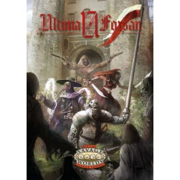 Savage Worlds: Ultima Forsan - suplemento de rol
