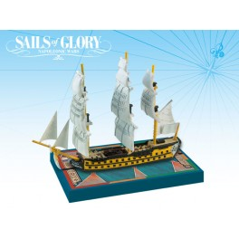 Sails of Glory ship pack: Commerce de Bordeaux 1784