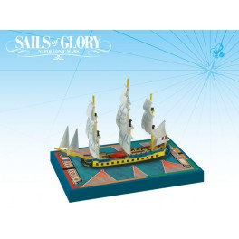 Sails of Glory ship pack: Hermione 1779