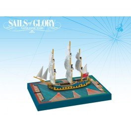 Sails of Glory ship pack: HMS Cleopatra 1779