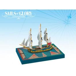 Sails of Glory ship pack: HMS Cleopatra 1779