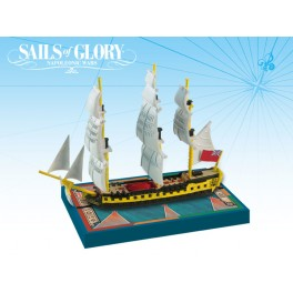 Sails of Glory ship pack: HMS Impetueux 1796