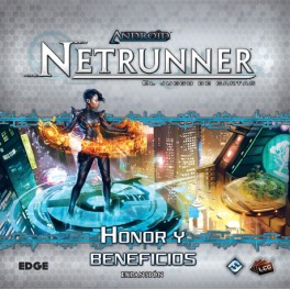 Android Netrunner LCG: Honor y Beneficios