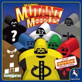 Mutant Meeples juego de mesa