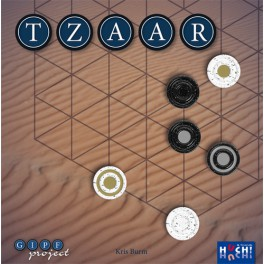 TZAAR - juego de mesa