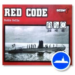 Red Code juego de mesa